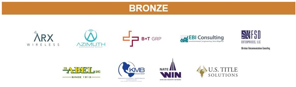 NJWA bronze annual sponsor list